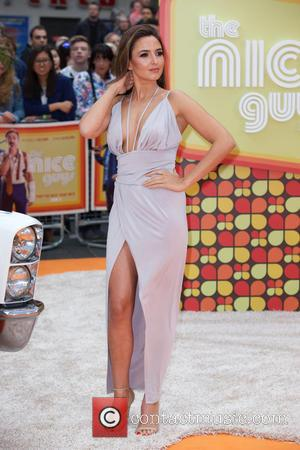 Nadia Forde - 'The Nice Guys' U.K. Premiere - Arrivals at Odeon, Leicester Square - London, United Kingdom - Thursday...