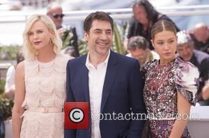 Charlize Theron, Adele Exarchopoulos and Javier Bardem