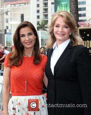 Kristian Alfonso and Deidre Hall