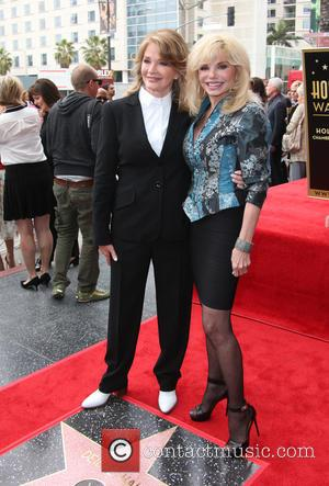 Deidre Hall and Loni Anderson