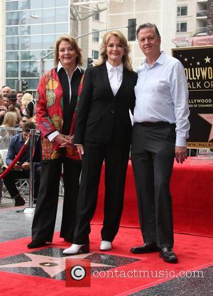 Andrea Hall, Deidre Hall and Thomas Gengler
