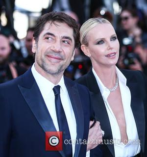Javier Bardem and Charlize Theron
