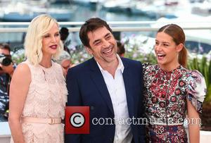 Charlize Theron, Javier Bardem , Adele Exarchopoulos - Photo call for