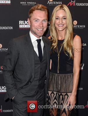 Ronan Keating To Become A Dad For Fourth Time