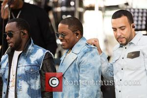 Sean Combs, Puff Daddy, Mase and French Montana