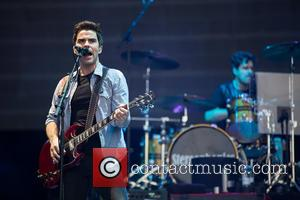 Kelly Jones and Jamie Morrison