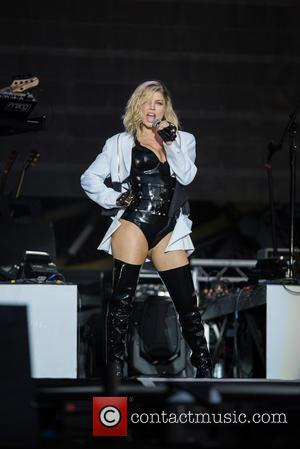 Fergie - Rock in Rio Lisboa 2016 - Performances - Day 2 - Lisbon, Portugal - Friday 20th May 2016