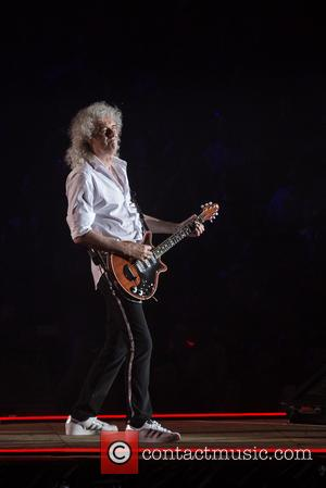 Brian May - Rock in Rio Lisboa 2016 - Performances - Day 2 - Lisbon, Portugal - Friday 20th May...