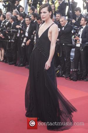 Milla Jovovich - 69th Cannes Film Festival - 'The Last Face' - Premiere at Cannes Film Festival - Cannes, France...