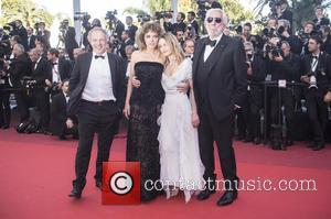 Valeria Golino, Vanessa Paradis , Donald Sutherland - 69th Cannes Film Festival - 'The Last Face' - Premiere at Cannes...