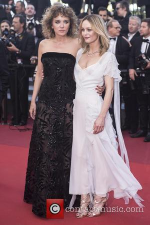 Vanessa Paradis , Valeria Golino - 69th Cannes Film Festival - 'The Last Face' - Premiere at Cannes Film Festival...