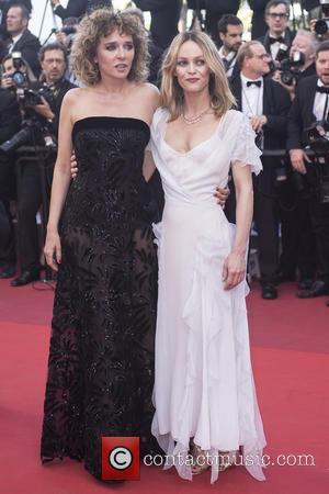 Vanessa Paradis and Valeria Golino