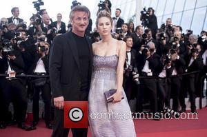 Sean Penn and Dylan Frances Penn