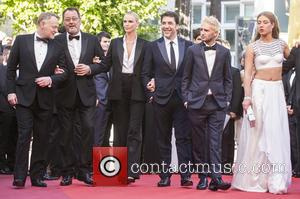 Jean Reno, Charlize Theron, Javier Bardem and Adele Exarchopoulos