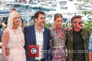 Charlize Theron, Javier Bardem, Adele Exarchopoulos and Sean Penn