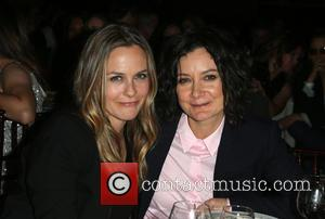 Alicia Silverstone and Sara Gilbert