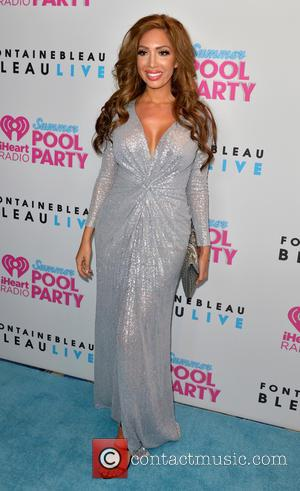Farrah Abraham - iHeartRadio Summer Pool Party concert held at BleauLive at Fontainebleau - Arrivals at Fontainebleau Hotel Miami Beach...