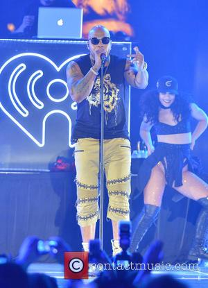 Flo Rida - iHeartRadio Summer Pool Party concert held at BleauLive at Fontainebleau - Performances at Fontainebleau Hotel Miami Beach...
