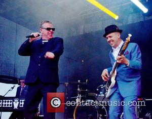 Suggs, Graham Mcpherson and Mark Bedford