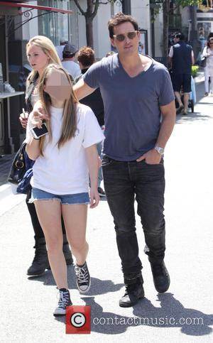 Peter Facinelli and Lola Facinelli