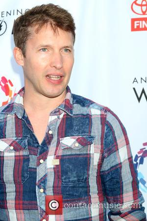 James Blunt - An Evening With Women 2016 at Hollywood Palladium - Arrivals at Hollywood Palladium - Los Angeles, California,...