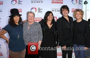 Linda Perry, Lorri L. Jean, Annie Goto, Brent Bolthouse and Kelly Lynch