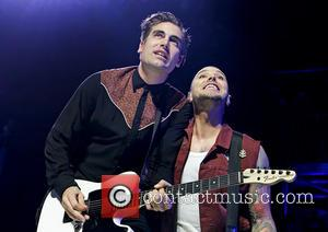 Busted, Charlie Simpson and Matt Willis