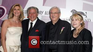 Susan Benedetto, Tony Bennett and Bill Boyd