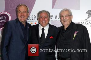 Larry Luvo, Tony Bennett and Bill Boyd