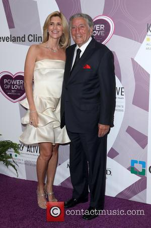 Susan Benedetto and Tony Bennett