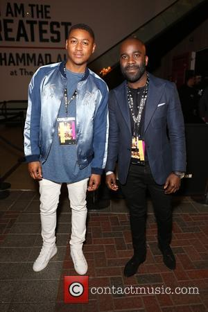 Rickie Haywood Williams , Melvin Odoom - Guests attend David Haye Afterparty to celebrate his win over Arnold Gjergjaj at...