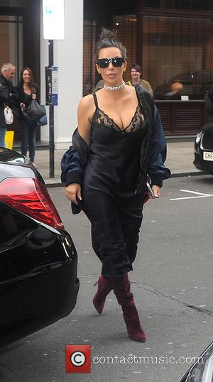 Kim Kardashian's Paris Driver Not A Person Of Interest In Robbery Investigation