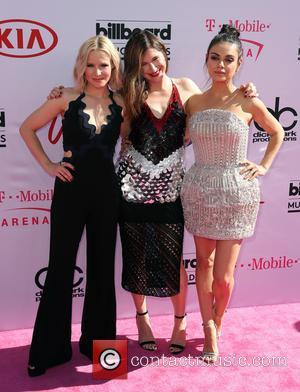 Kristen Bell, Kathryn Hahn and Mila Kunis