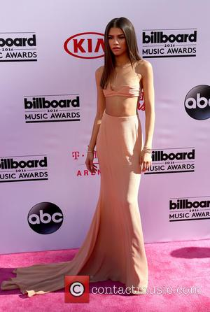 Zendaya - 2016 Billboard Music Awards arrivals at T-Mobile Arena Las Vegas at T-Mobile Arena, Billboard Music Awards - Las...