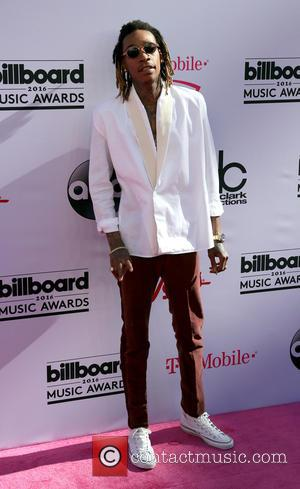 Wiz Khalifa - 2016 Billboard Music Awards Arrivals at T-Mobile Arena Las Vegas at T-Mobile Arena, Billboard Music Awards -...