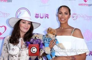 Lisa Vanderpump and Leona Lewis