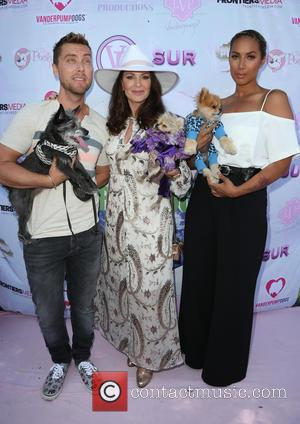 Lance Bass, Lisa Vanderpump and Leona Lewis