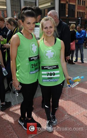 Faye Brookes and Tina Obrien