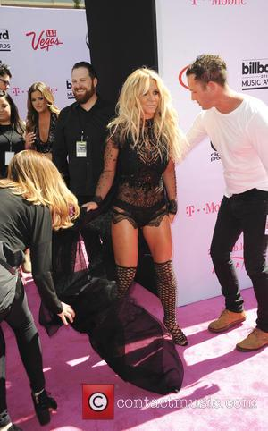 Britney spears - 2016 Billboard Music Awards Arrivals at T-Mobile Arena Las Vegas at Billboard Music Awards - Las Vegas,...