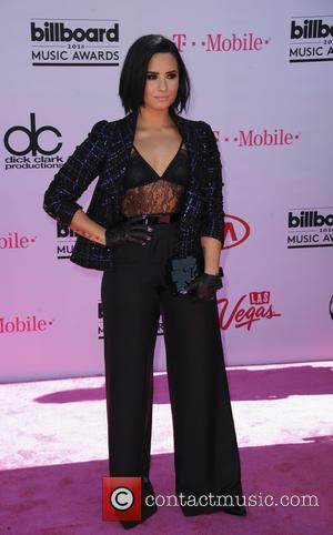 Demi Lovato - 2016 Billboard Music Awards arrivals at the T-Mobile Arena Las Vegas at Billboard Music Awards - Las...