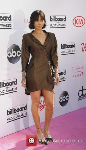 Rihanna - The Billboards Music Awards at the T-Mobile Arena in Las Vegas - Las Vegas, Nevada, United States -...