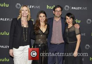 Shiri Appleby, Rob Sharenow and Constance Zimmer