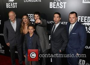 John Doman, Lorenza Izzo, Elijah Jacob, Jim Sturgess, David Schwimmer and Michael Gladis