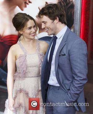 Emilia Clarke and Sam Claflin