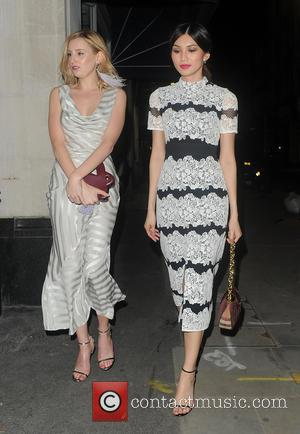 Laura Carmichael and Gemma Chan