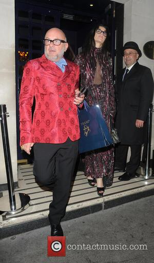 Demi Moore - Celebrities attend the Vogue 100th Anniversary Gala After Party held at Tramp in Mayfair - London, United...
