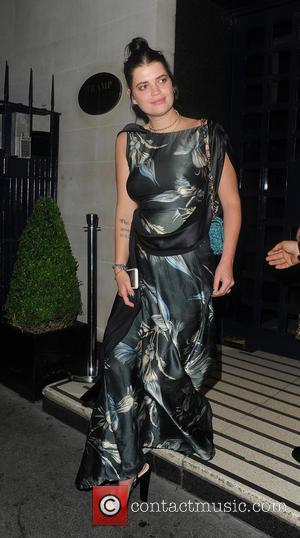 Pixie Geldof - Celebrities attend the Vogue 100th Anniversary Gala After Party held at Tramp in Mayfair - London, United...