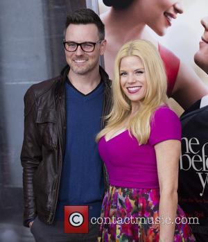 Megan Hilty and Husband