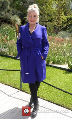 Kim Wilde - 2016 RHS Chelsea Flower Show - London, United Kingdom - Monday 23rd May 2016