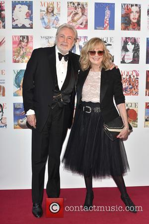 Twiggy Lawson and Guest